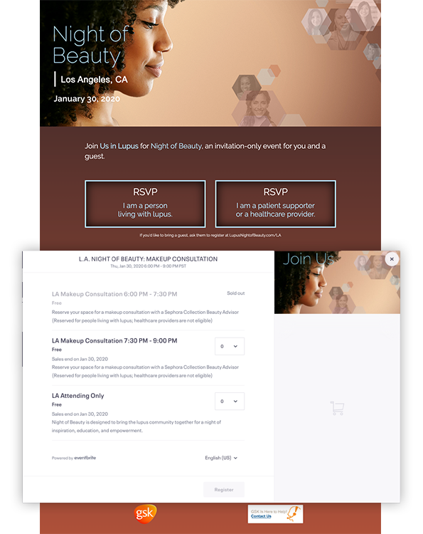 Evenbrite and WordPress